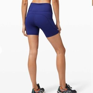 """NEW Lululemon Athletica Fast and Free HR Short 6"""""""